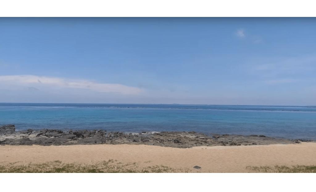 望安長瀨仔沙灘