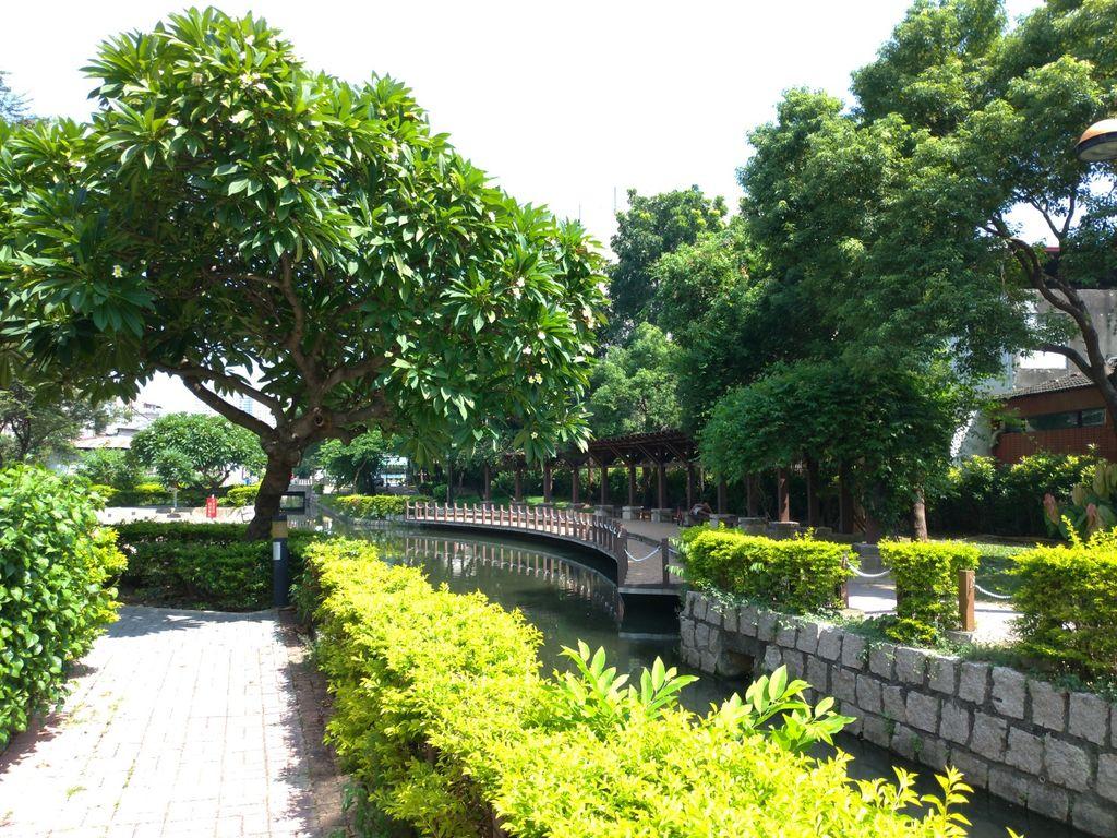 平成砲台旁的小公園