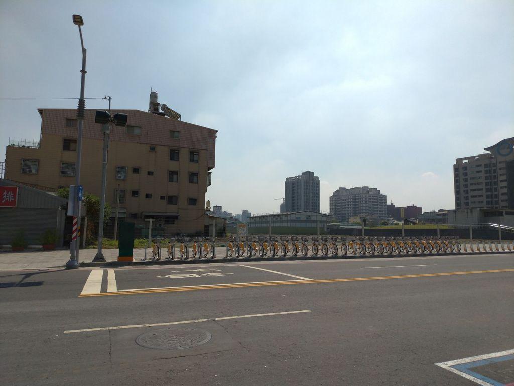 鳳山火車站公共自行車