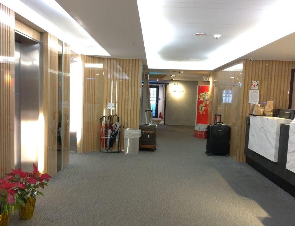 怡品商旅大廳