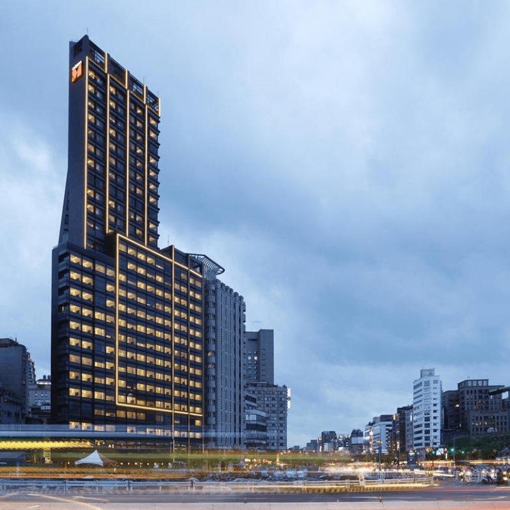 台北北門CitizenM世民酒店